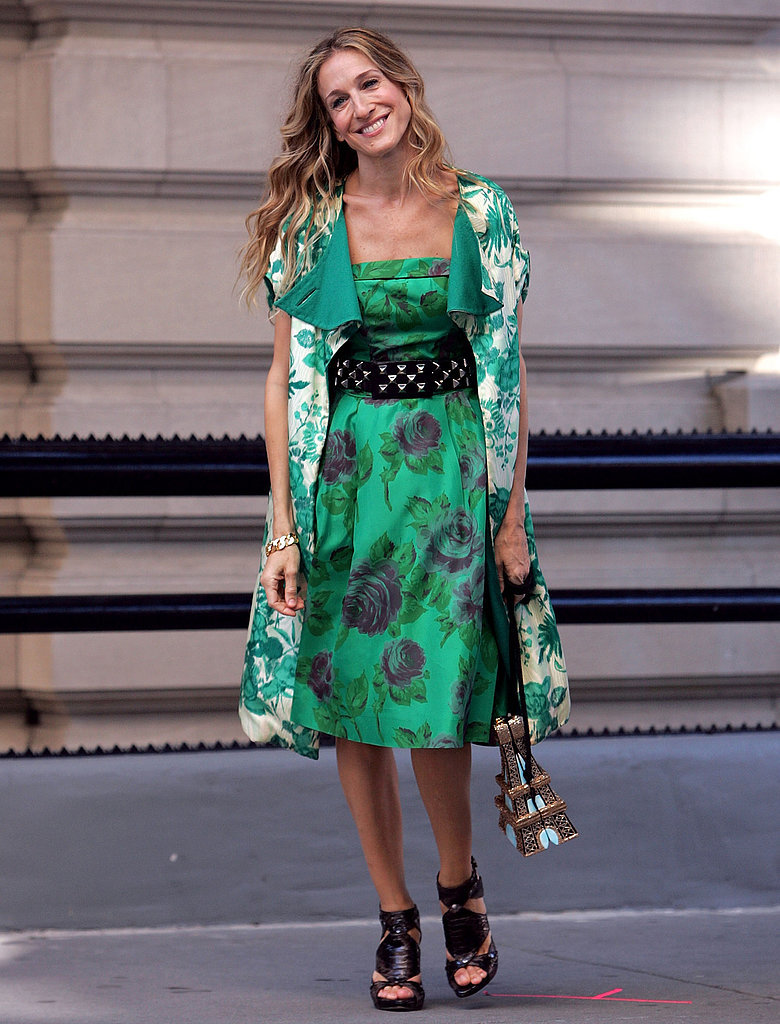 Carrie Bradshaw Style Clothing And Accessories Popsugar