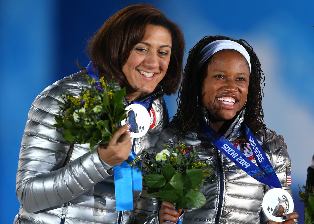 Women's Bobsled Team Loses by a Hair