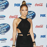 Jennifer Lopez American Idol Finalists Party 2014 | Video