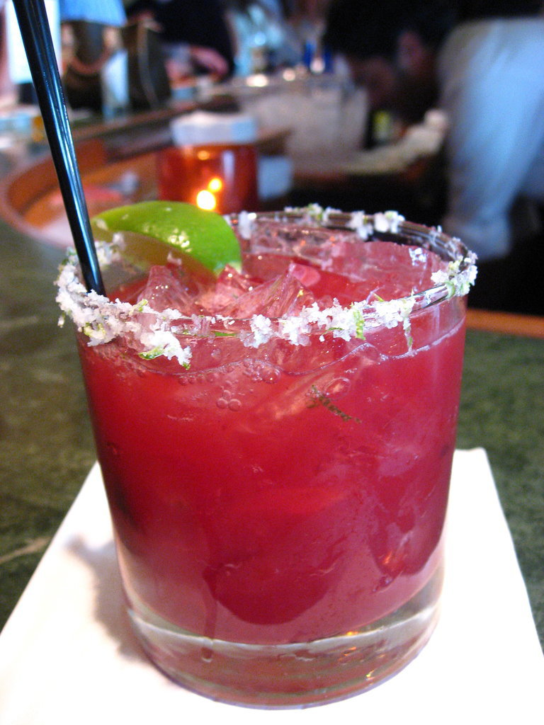 Bing Cherry Margarita