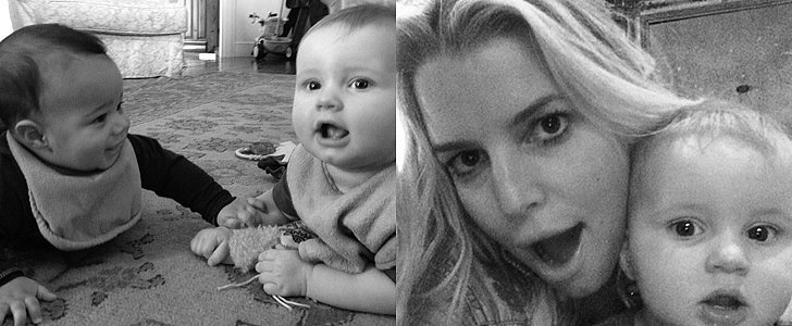 Playdates and Selfies — Jessica Simpson Shares Sweet Family Snaps!