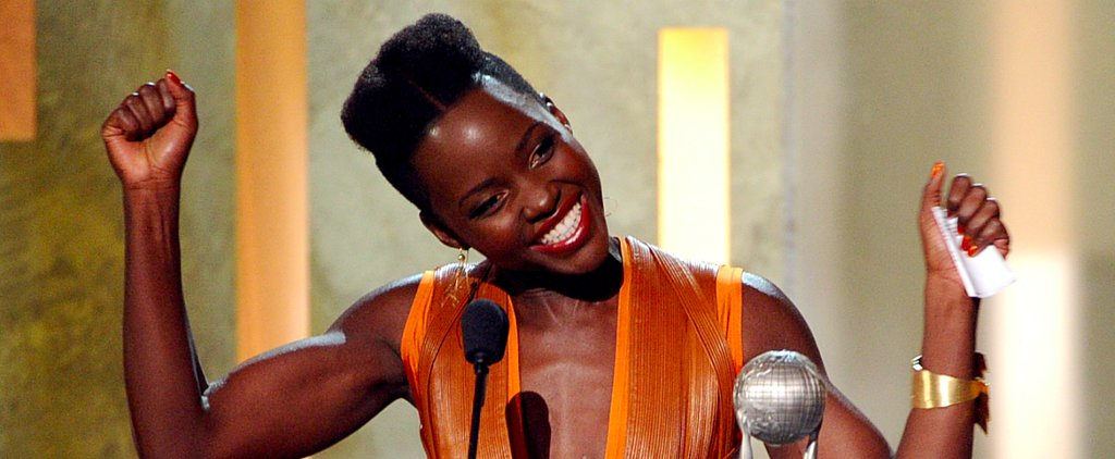 You Go, Lupita Nyong'o! The Stages of Her Big Win