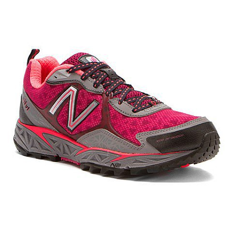 Womens New Balance Shoes WT910 Grey Pink
