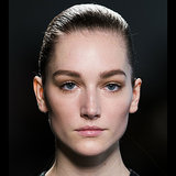 Sharp Ponytails and Bold Brows Are Bottega Veneta's Fall Calling Card