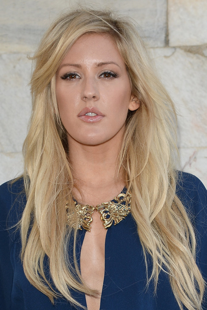 Ellie Goulding at Roberto Cavalli