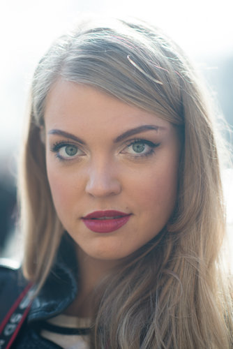 MFW Beauty Street Style Fall 2014