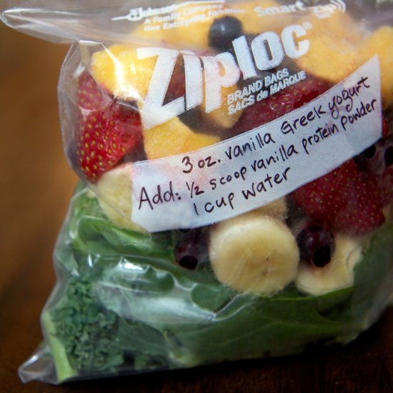 Smoothie Tips: How to Save Time Making Smoothies