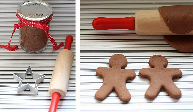 Nutella Play Dough