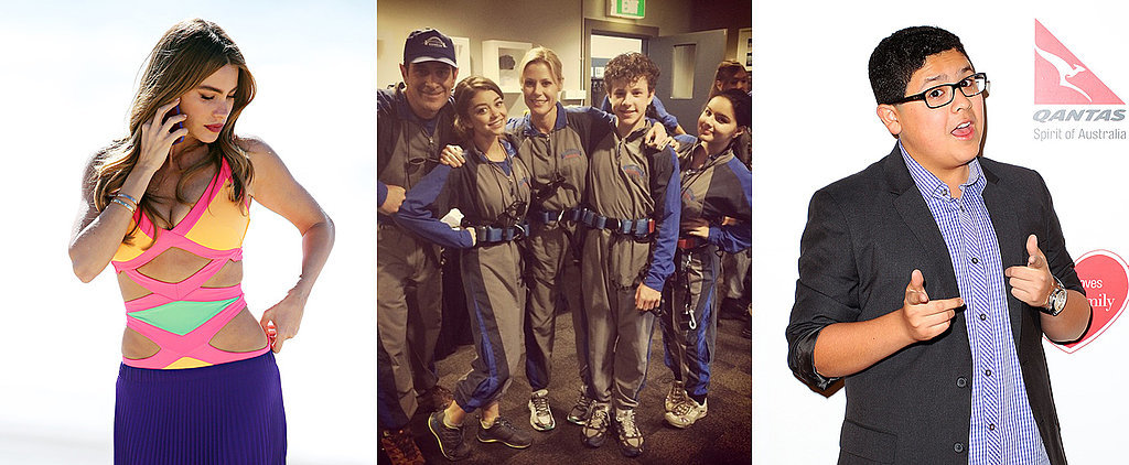 Your Guide to the Modern Family Cast's Australian Diary