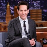 Paul Rudd Lip Syncing on The Tonight Show