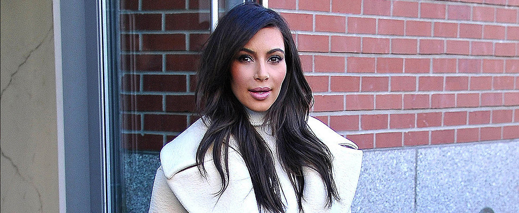 Is Kim Kardashian the Marilyn Monroe of Our Time? Get the Answer on POPSUGAR Live!