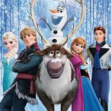 "Frozen ""Let It Go"" Sing-Along on Good Morning America"