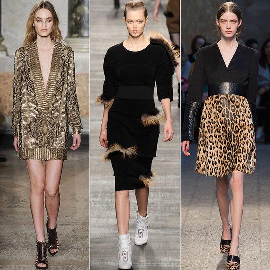 2014 Autumn Winter Milan Fashion Week Trends