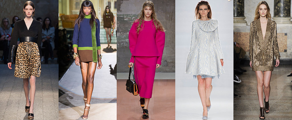 The Milan Fashion Week Trends Are SO Italian
