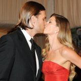 Gisele Bundchen and Tom Brady Sweet Pictures