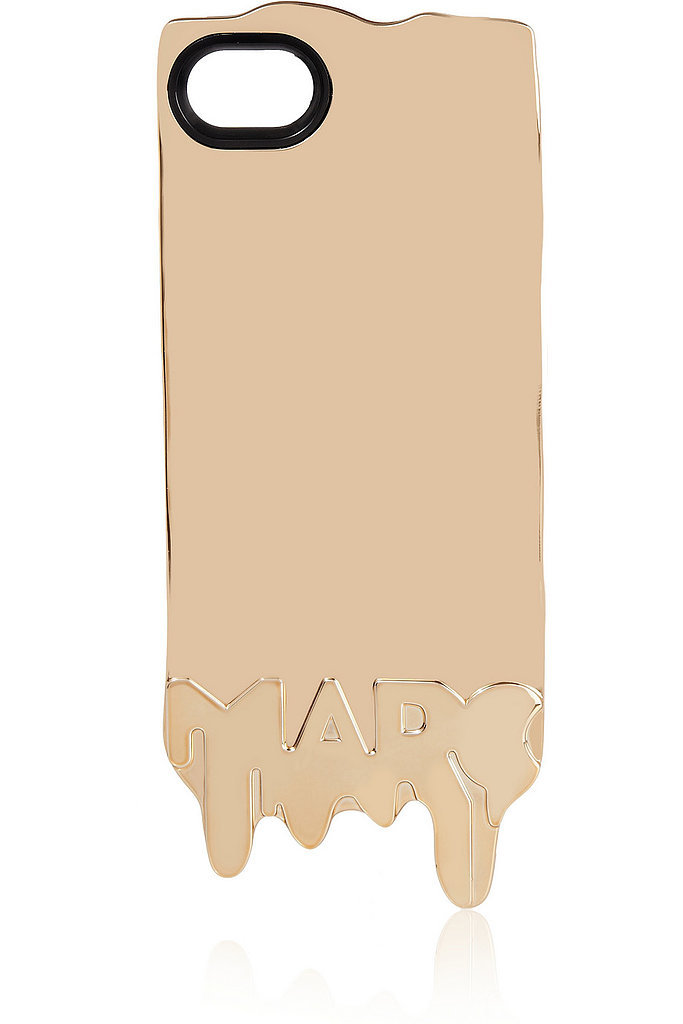 Don't worry, this Marc by Marc Jacobs iPhone 5 case ($50) is supposed to look like it's melting.