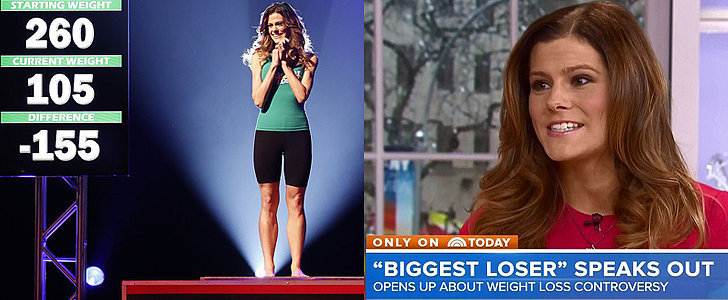 Biggest Loser Winner Defends Her Controversial Results