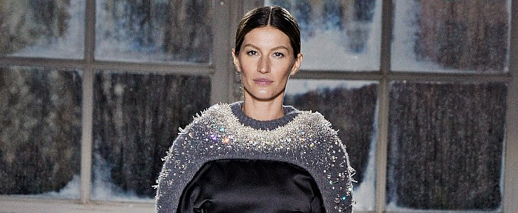 Gisele Bündchen Brings Down the House at Balenciaga