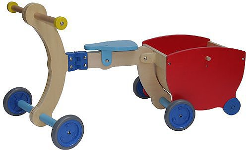 Transforming Walker Toy