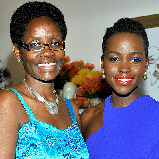 Lupita Nyong'o Interview at Oscars Week Party | Pictures