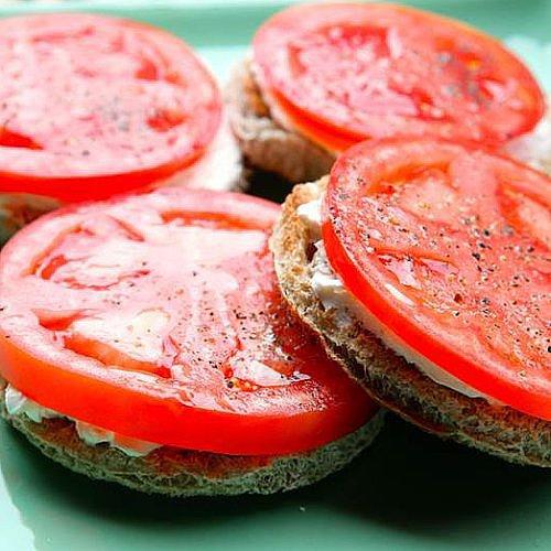 Tomato Toasts
