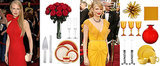 5 Tablescapes Inspired by Our Favorite Oscars Gowns!