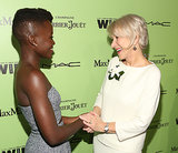 Yes, Lupita Nyong'o Has Successfully Captivated Helen Mirren