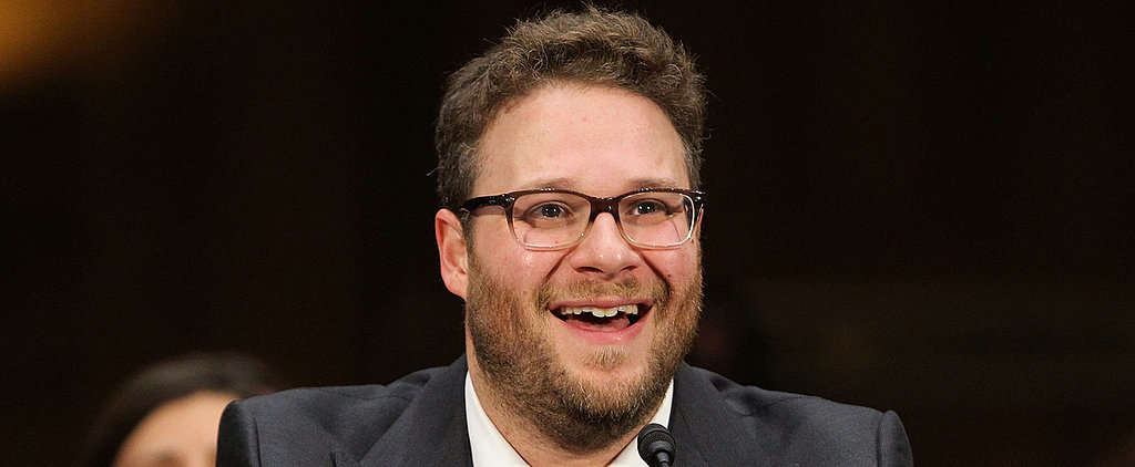Speed Read: Seth Rogen Calls Out Senators After His Moving Speech