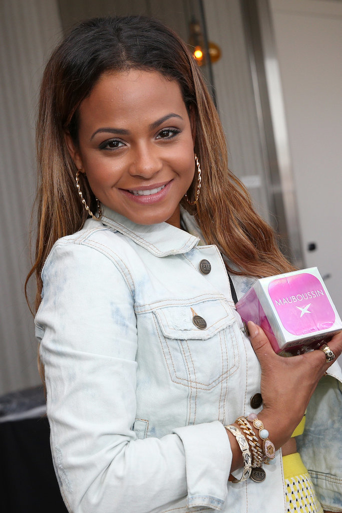 Christina Milian at Kari Feinstein's Pre-Academy Awards Style Lounge