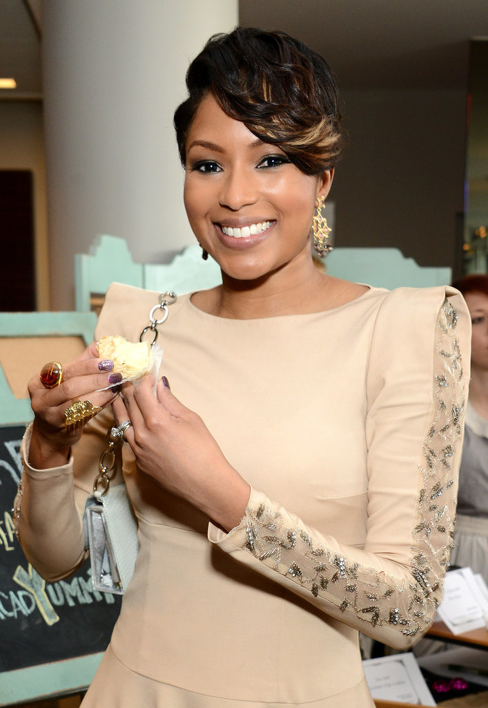 Alicia Quarles at Kari Feinstein's Pre-Academy Awards Style Lounge