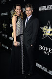 Dave and Odette Annable at the Hollywood Domino and Bovet 1822 Gala