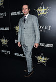Jon Hamm at the Hollywood Domino and Bovet 1822 Gala