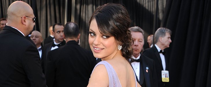 Did Mila Kunis Have the Oscars Best Dress of All Time?