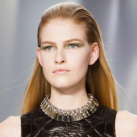 Fall 2014 Paris Fashion Week: Dior Runway Hair & Beauty