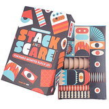 Stack 'N Scare Wooden Blocks