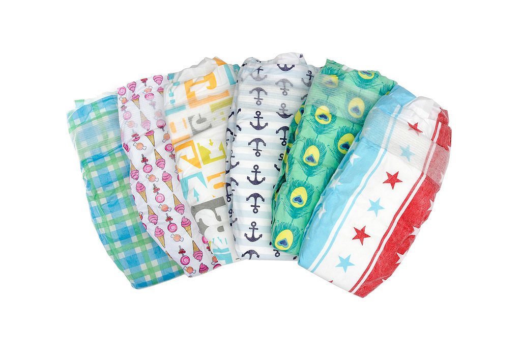 Diapers (Don't Forget the Wipes!)