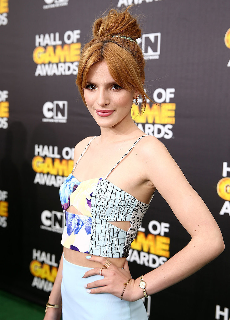 Bella Thorne's New Beauty Deal