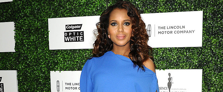 We'll Sure Miss Kerry Washington's Maternity Style