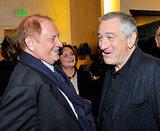 Robert De Niro had an amusing conversation with film producer Mike Medavoy.