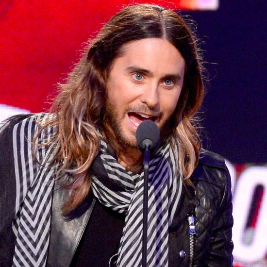 Jared Leto 2014 Independent Spirit Awards Speech, Lupita