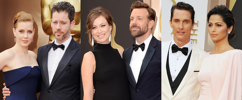 Hollywood Sweethearts Bring Some Love to the Oscars
