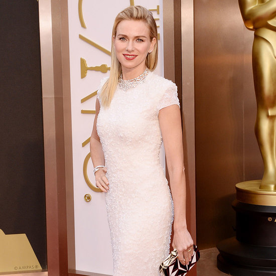 Naomi Watts on the 2014 Oscars Red Carpet