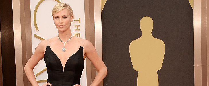 Is It Possible For Charlize Theron to Look More Beautiful?