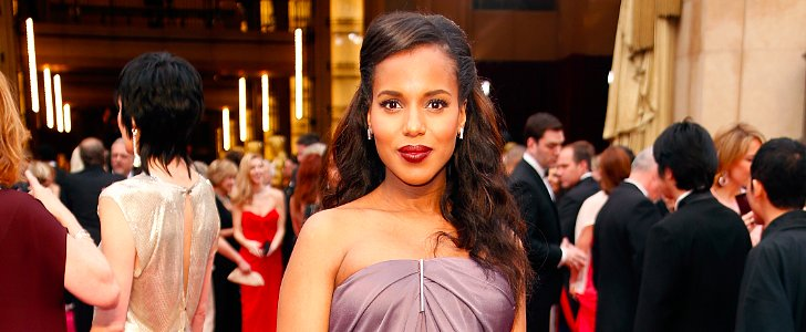 Kerry Washington's Spot-On Red Carpet Maternity Looks
