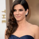 Pictures of Sandra Bullock at the 2014 Oscars