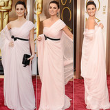 Penélope Cruz's Oscars Dress Is an Instant Mood-Lifter