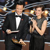 2014 Oscars Show Pictures
