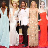 Best Dressed at Oscars 2014