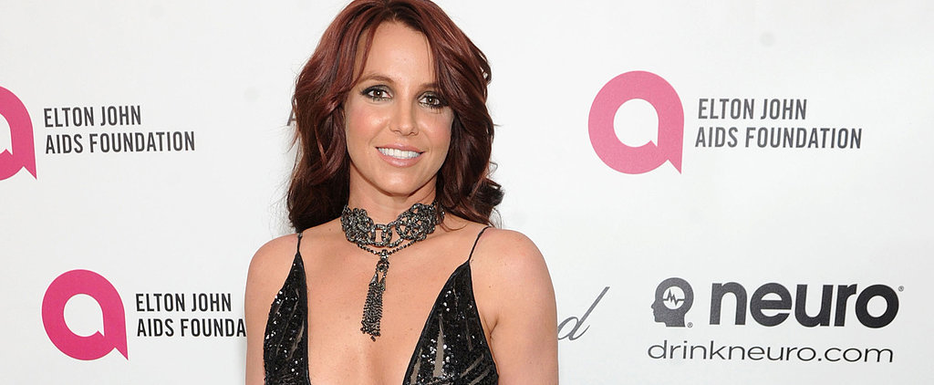 Is Britney Going to Become a Red Carpet Regular?!