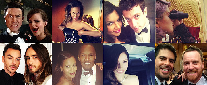Go Inside Oscars Night With the Stars' Cutest Candids!